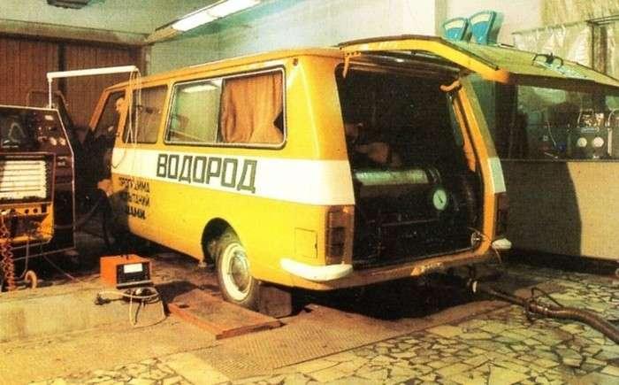 Маловідомі моделі і концепти Ризької автобусної фабрики (РАФ) (10 фото)