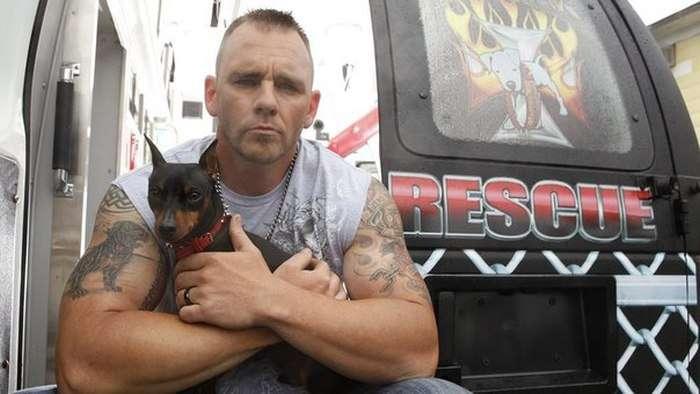 Добрі американські байкери допомагають тваринам (10 фото)