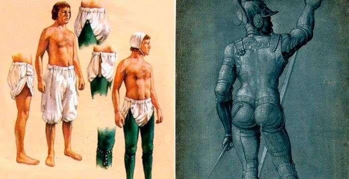 Як справляли нужду лицарі в обладунках? (4 фото)