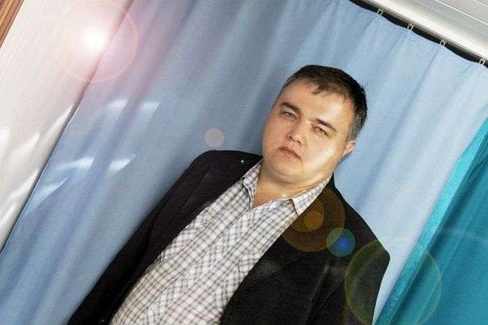 Співробітник служби порятунку Роман Бурцев - російський двійник Леонардо Ді Капріо (5 фото)