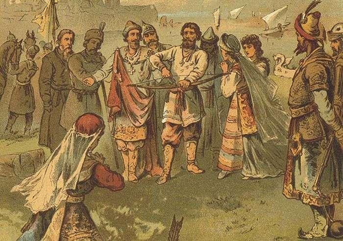 Несправедливо забуті давньоруські богатирі (10 фото)