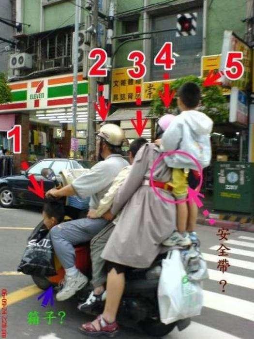 Люди, яким плювати на власну безпеку (40 фото)