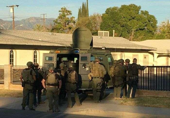 У Каліфорнії троє озброєних людей розстріляли 14 людей у центрі допомоги інвалідам (20 фото)