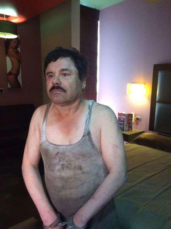 Американський актор Шон Пенн опинився під слідством за інтервю з наркобароном Хоакіном Гусманом Лоэрой (3 фото + відео)
