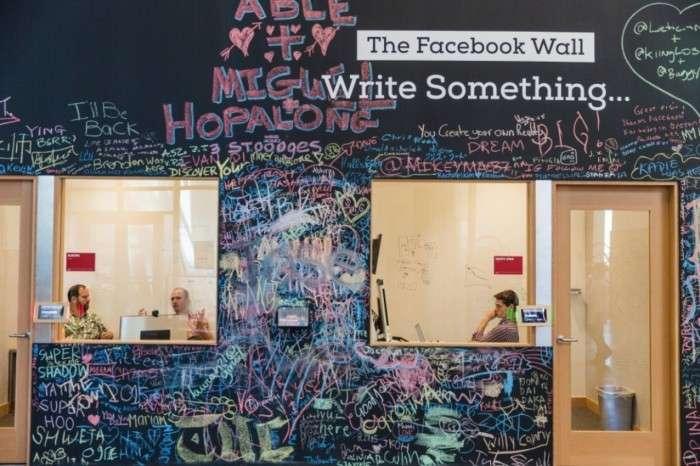 Нова штаб-квартира Facebook (12 фото)