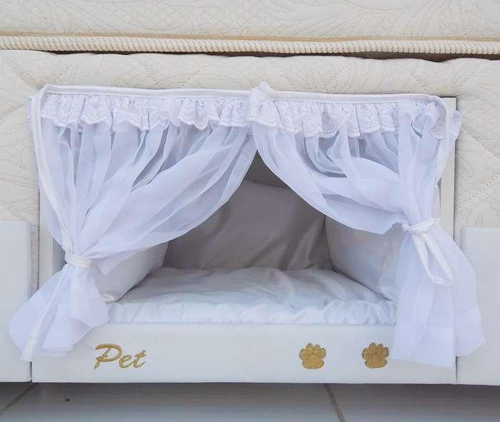 Оригінальна ліжко для любителів домашніх тварин (6 фото)