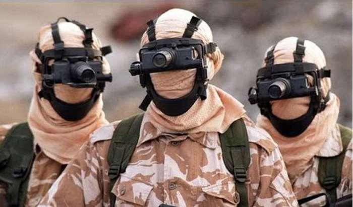 Найбільш елітні підрозділи спецназу різних країн світу (7 фото)