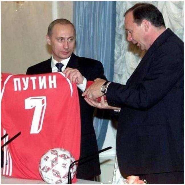 Рідкісні фотографії футбольного клубу «Спартак» (25 фото)