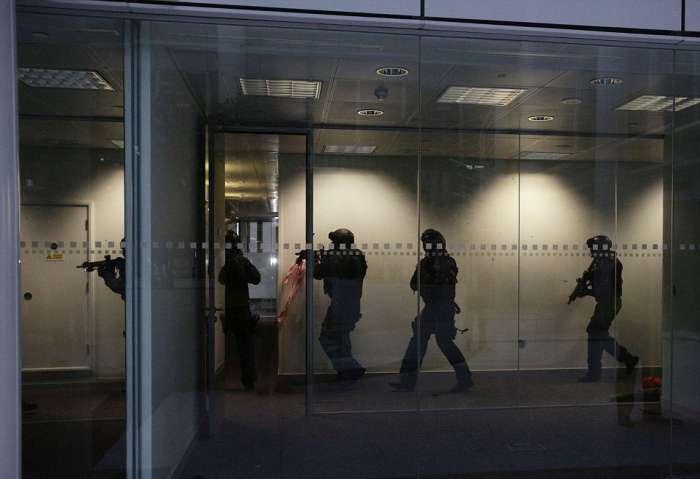 У Лондоні пройшли масштабні антитерористичні навчання (14 фото + відео)