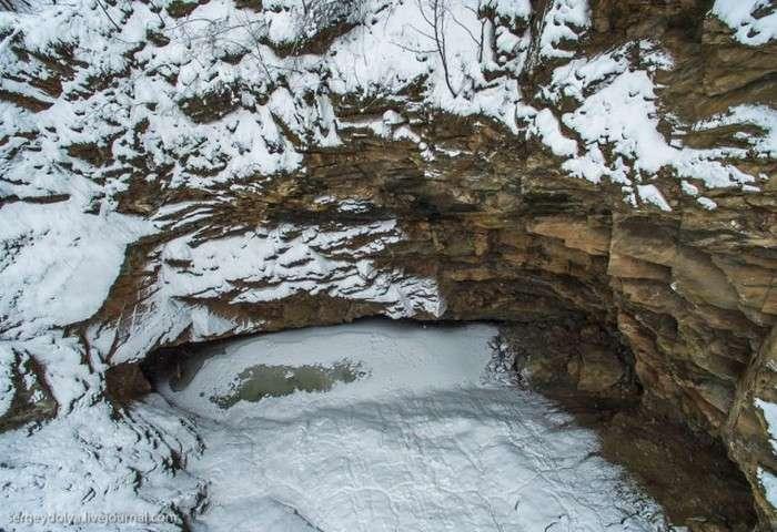 Титанова діра на Південному Уралі (18 фото)
