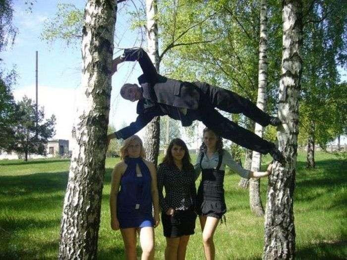 Фото, які можливо було зробити тільки в Росії. Частина 16 (49 фото)