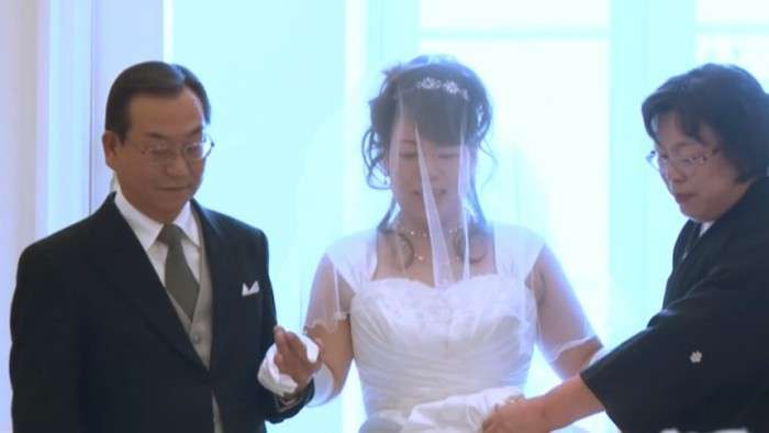 Весілля, відкладена на 7-річний термін (12 фото)