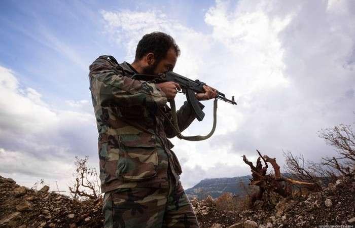 Сирійський конфлікт очима російського фотографа (30 фото)