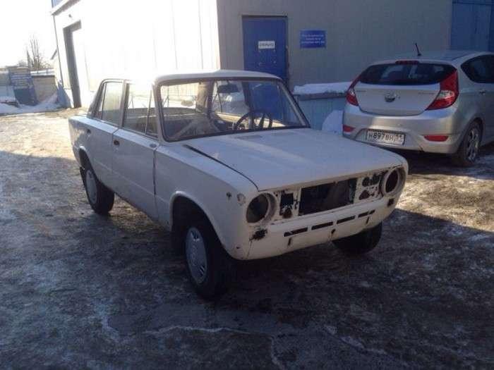 Повна реставрація ВАЗ 21013 1986 року (60 фото)