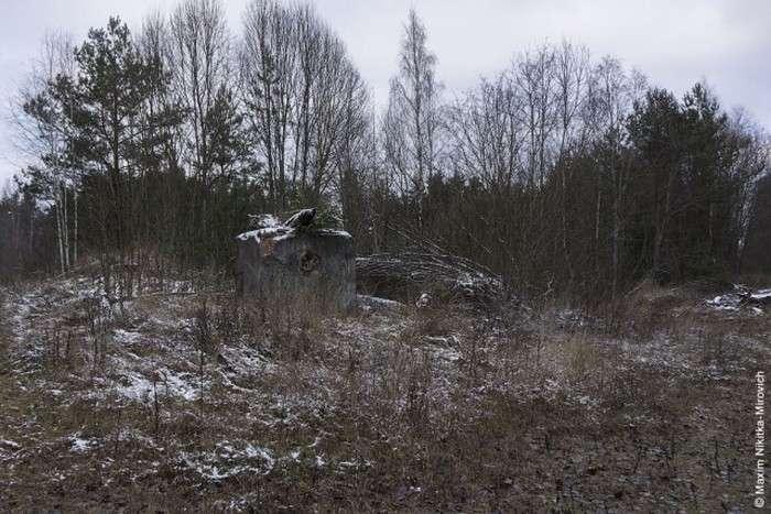 Покинутий ракетний комплекс «Двіна» (26 фото)