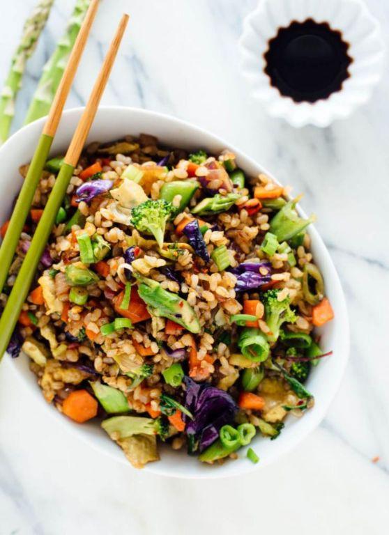 С чем подать рис: варианты блюд, к которым рис подается гарниром Кулинария