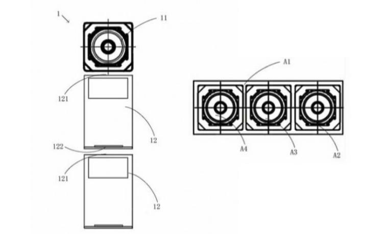 Новый флагман Xiaomi может получить камеру-перископ новости,смартфон,статья