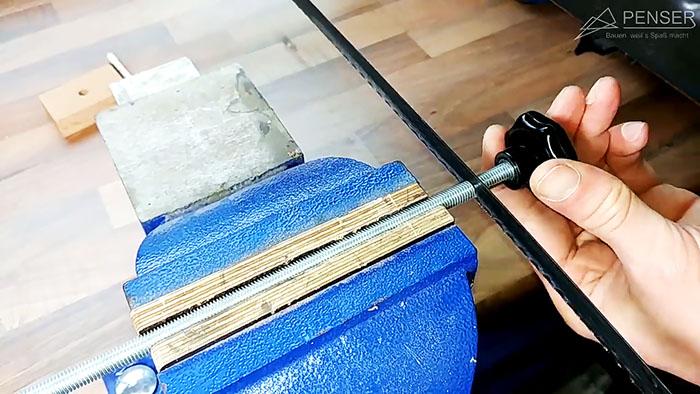 Самодельный разметочный рейсмус — незаменимая вещь для столяра, плотника и других Самоделки
