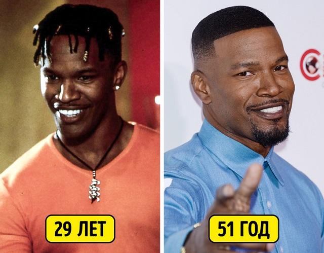 Голливудские актеры, которым уже давно за 50 Интересное