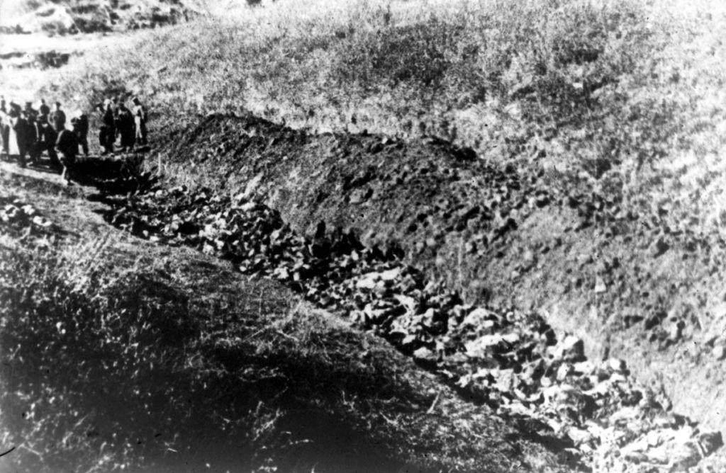 Бабий Яр: военная трагедия под Киевом История