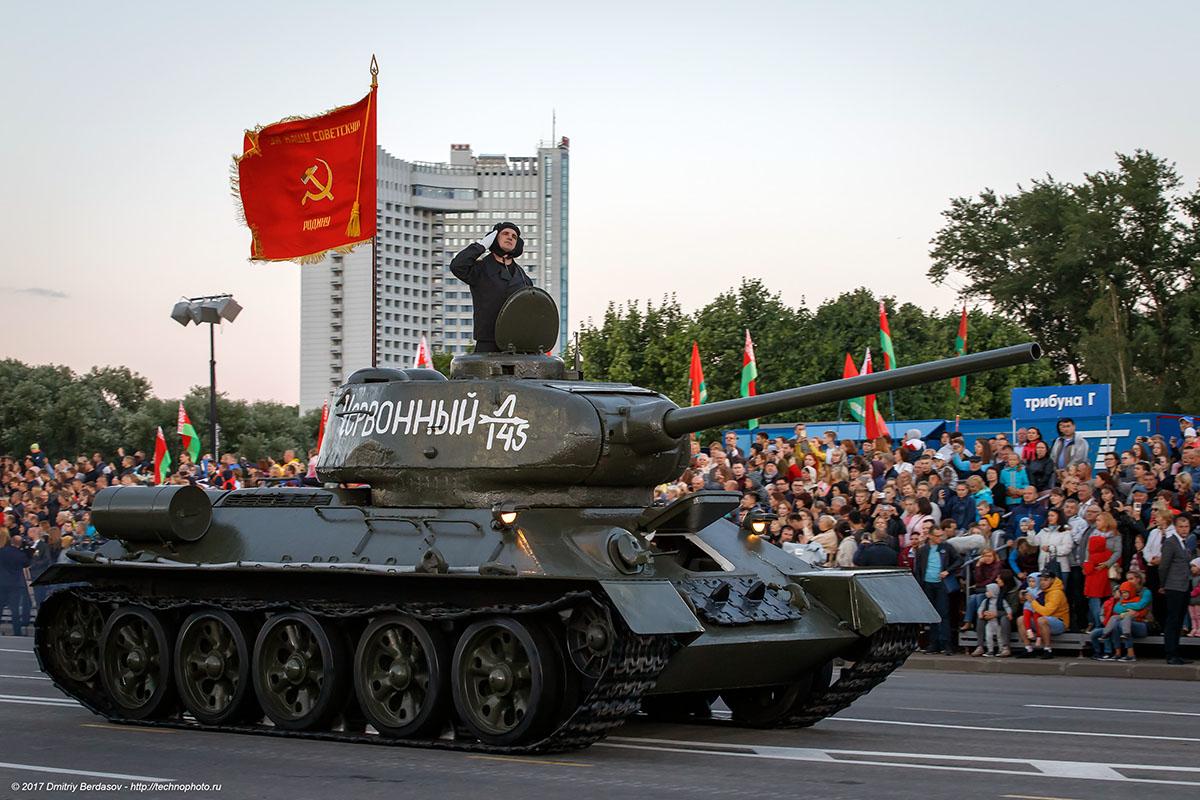 День Независимости Республики Беларусь Армия,Минская область,Беларусь