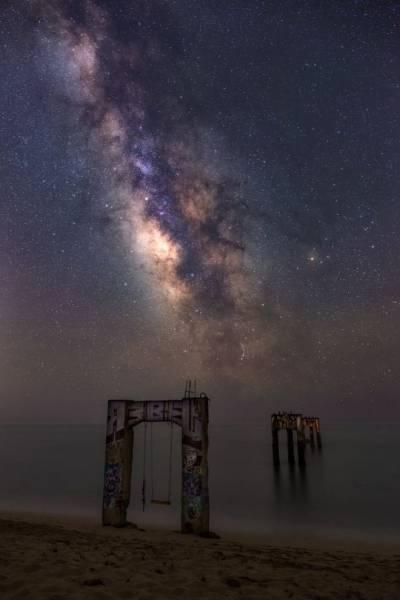 Портреты галактик и туманностей на лучших астрономических фото 2019 года Интересное