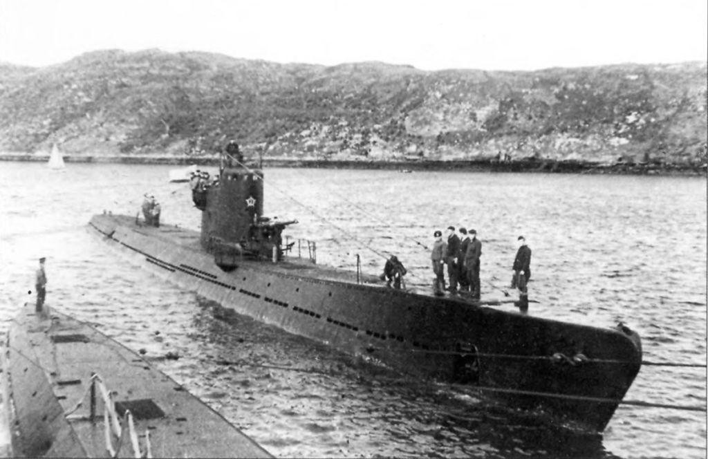 Северный флот: война за Полярным кругом История