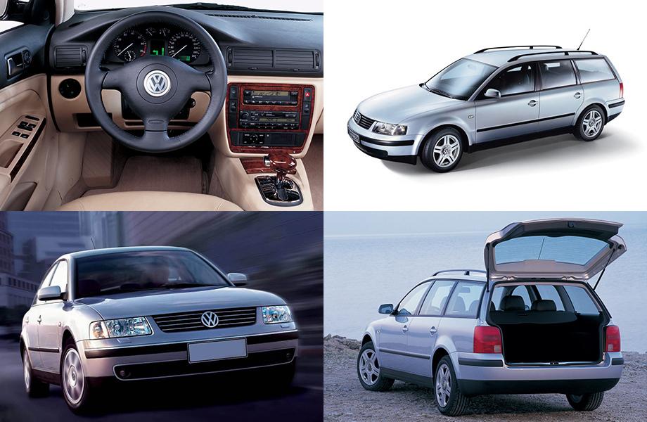 Находим GTE звездой обновлённого семейства Volkswagen Passat Авто и мото