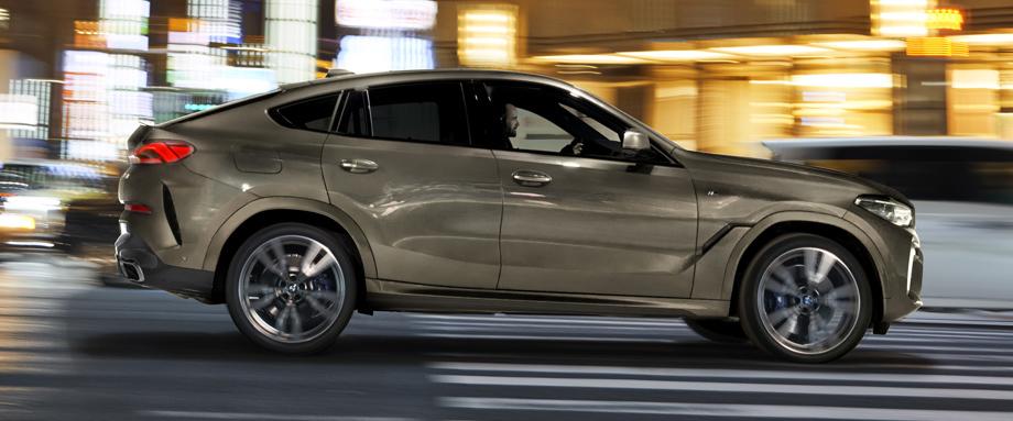 Новый BMW X6 выйдет на российский рынок в конце осени Авто и мото