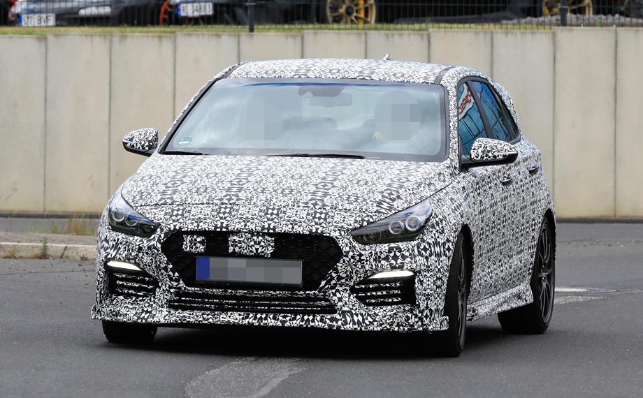 Хот-хэтч Hyundai i30 N Special Edition сыграет на понижении массы Авто и мото
