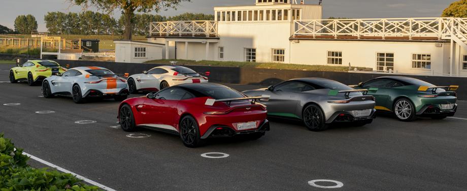 Издание Aston Martin Heritage Racing напомнило об истории Авто и мото
