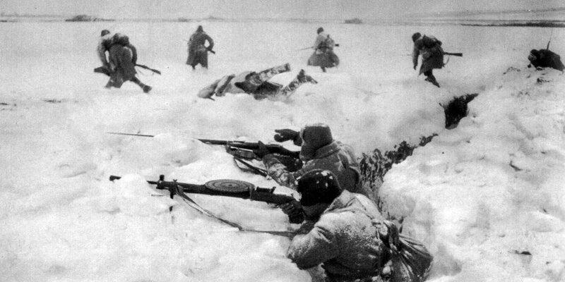 Судьба солдата в Сталинграде: как выжить в полыхающем городе История,ссср