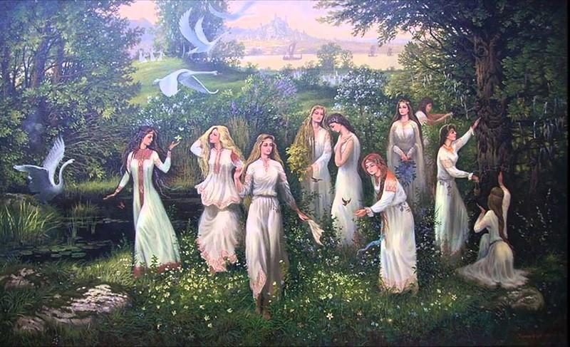 День Аграфены Купальницы Советы,Женщины,Праздники,Приметы,Счастье,Традиции