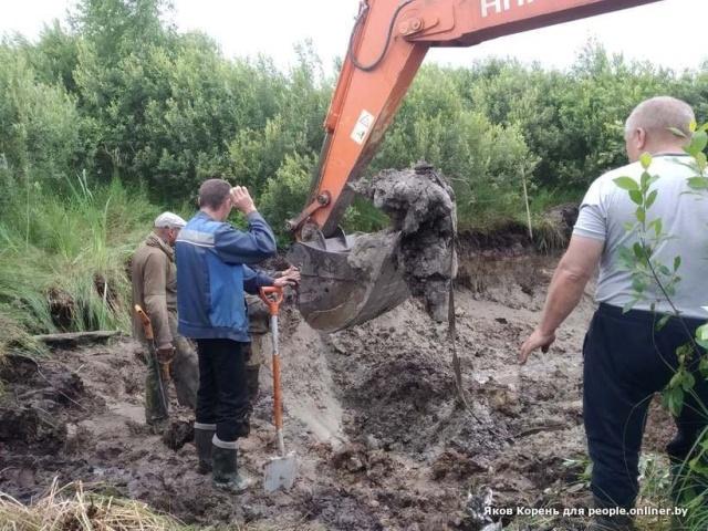 В Брестской области найден советский бомбардировщик. МиР