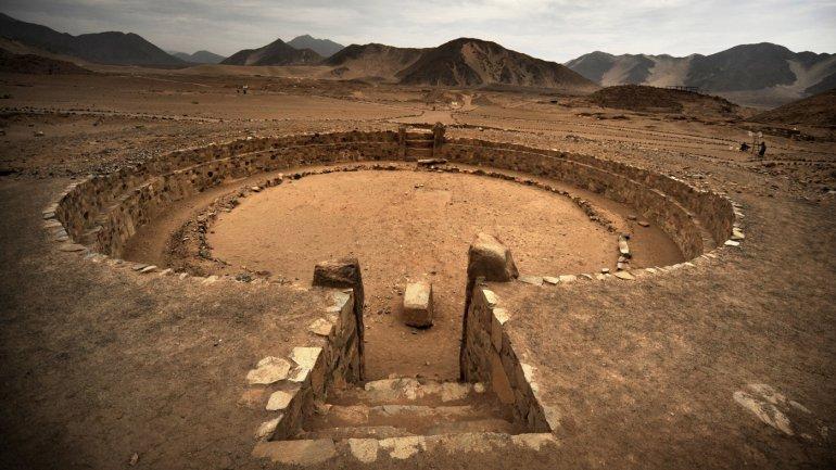 Миролюбивая цивилизация Норте-Чико – ровесница Древнего Египта путешествия,Путешествие и отдых