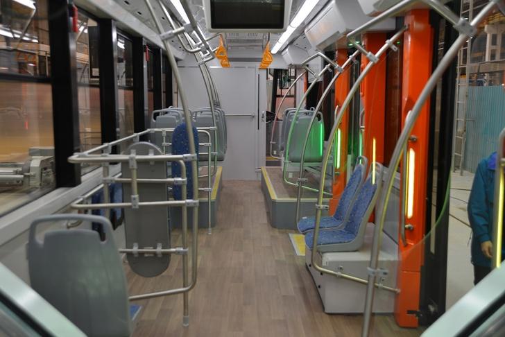 В России сделали трамвай, который сам планирует расписание события,Новости,сделано у нас
