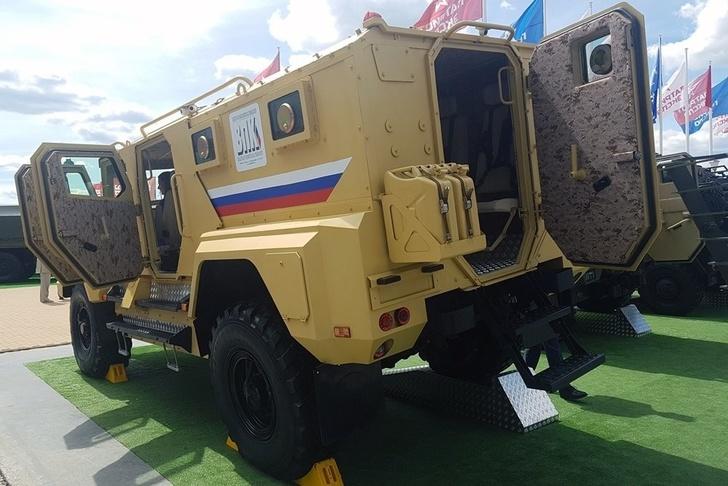 Надежный и универсальный: новый «ВПК-Урал» представили на «Армии-2019» события,Новости,сделано у нас