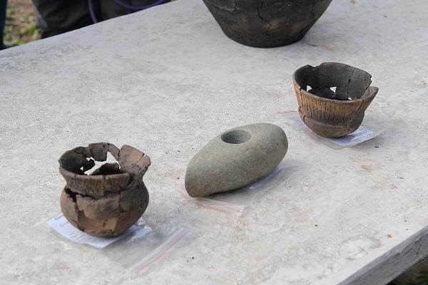 Захоронение, которому около 3,5 тыс. лет, найдено археологами в Нижнем Археология