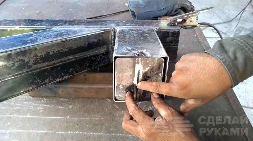 Самодельная ракетная печь мексиканского сварщика Самоделки