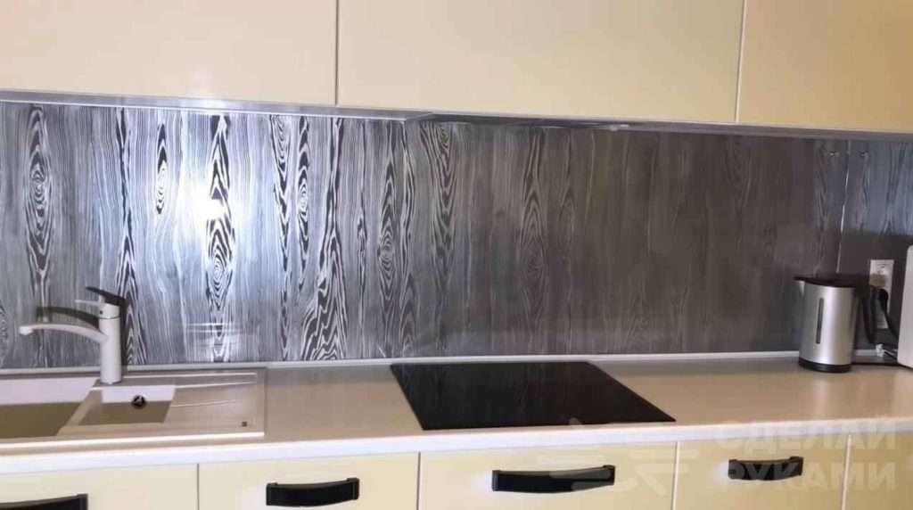 Красивый кухонный фартук из самых обычных материалов Самоделки
