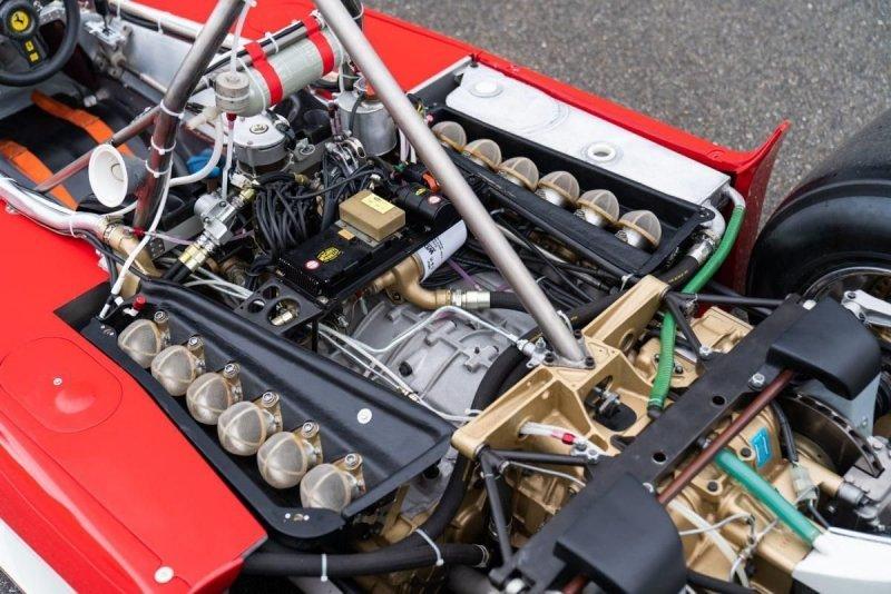 Болид Ferrari, на котором Ники Лауда выступал в сезоне 1975 года, продадут с аукциона   Интересное