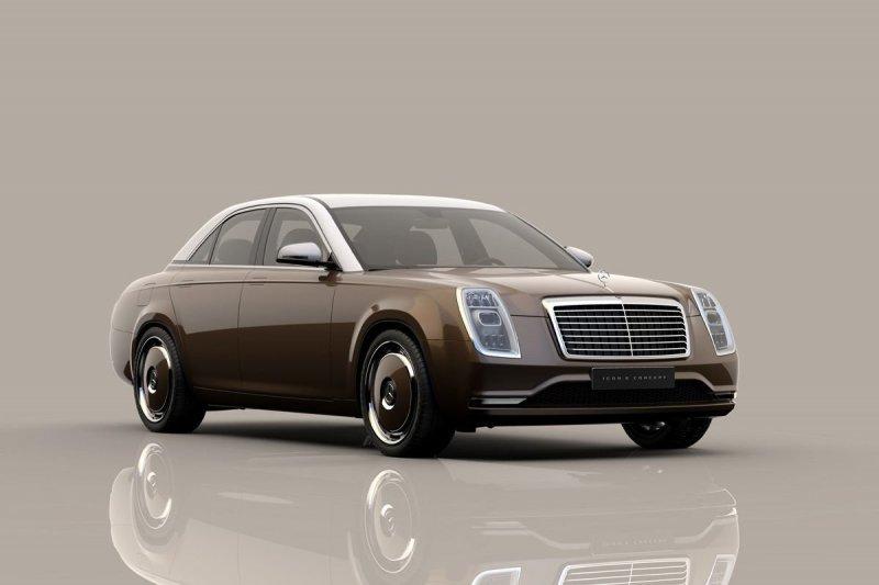 Хорошо забытое старое: Icon E Concept как намёк для Mercedes-Benz   авто