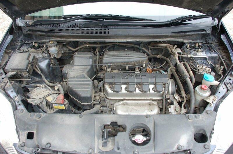 Четыре японских цилиндра   авто