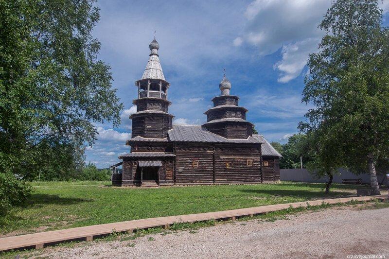 Великий Новгород. Музей деревянного зодчества «Витославлицы»   Интересное