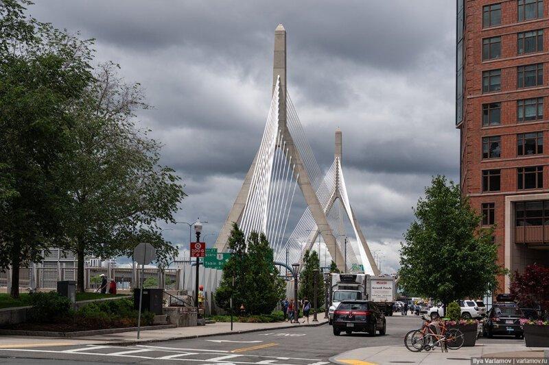 Как Бостон избавляется от машин. Путевые заметки, день 9   Интересное