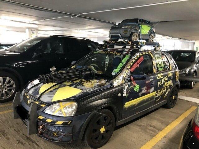 Автовсячина Интересное