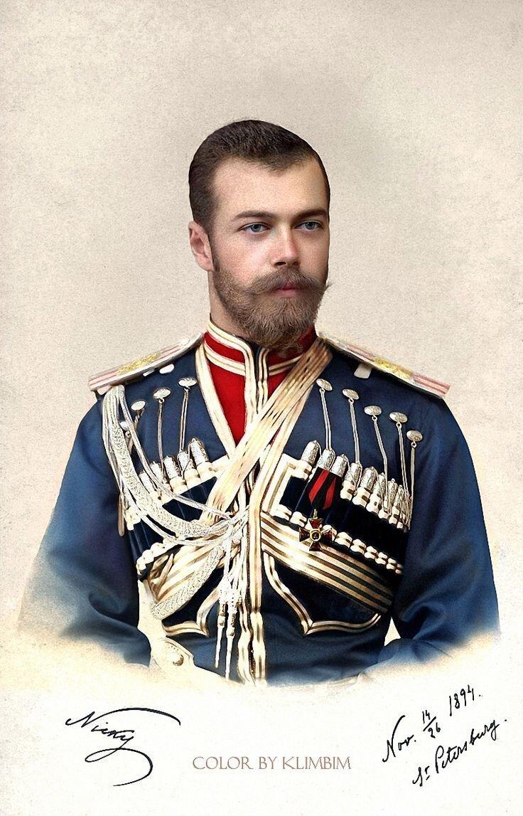 Что за «патроны» нашиты на груди казаков?   Интересное
