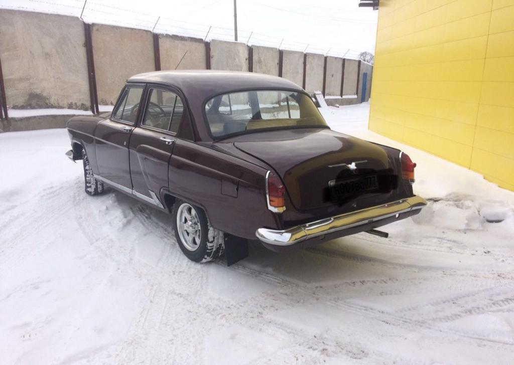 «Продам «Волгу» Леонида Брежнева»: как выглядит автомобиль 1966-го, выставленный на продажу на одной из торговых площадок авто