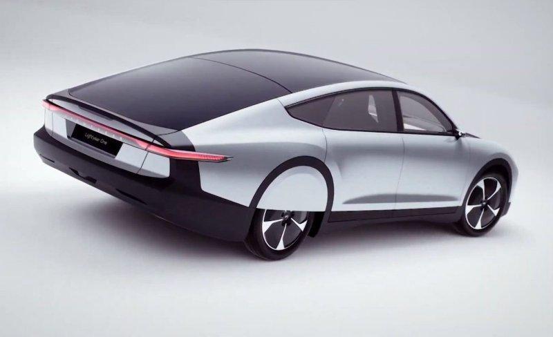 Lightyear One: в Нидерландах представили электромобиль с солнечными панелями   авто