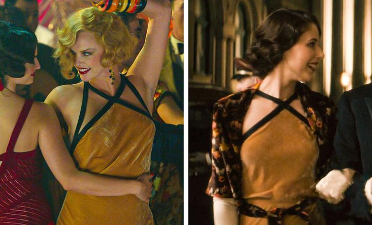 14 случаев, когда кинодеятели не заморачивались и использовали один наряд в разных фильмах Интересное